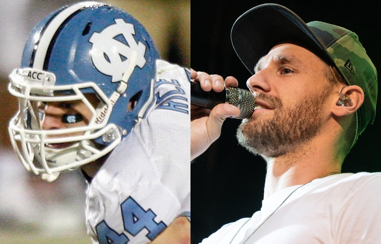 Country Music Star and Former 'Survivor' Contestant Chase Rice Previously Played College Football and Worked in NASCAR Pit Crews