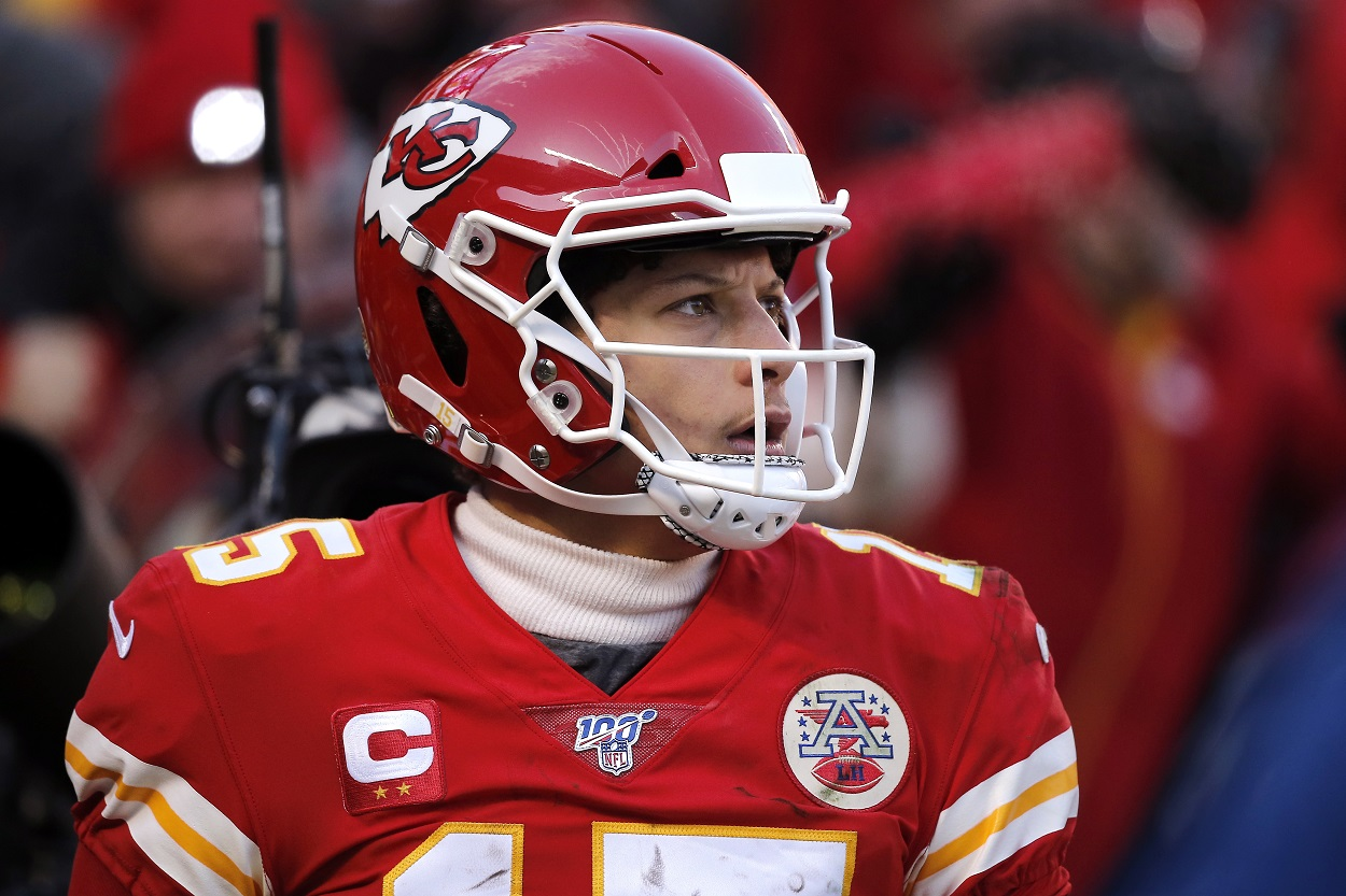 Chiefs Reveal Promising Update on Patrick Mahomes' Health