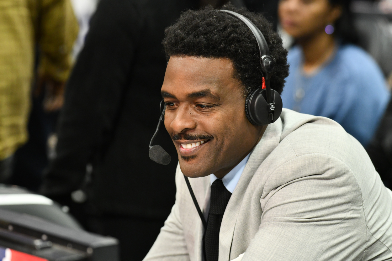 Chris Webber and TNT have parted ways on the eve of the NBA Playoffs. |