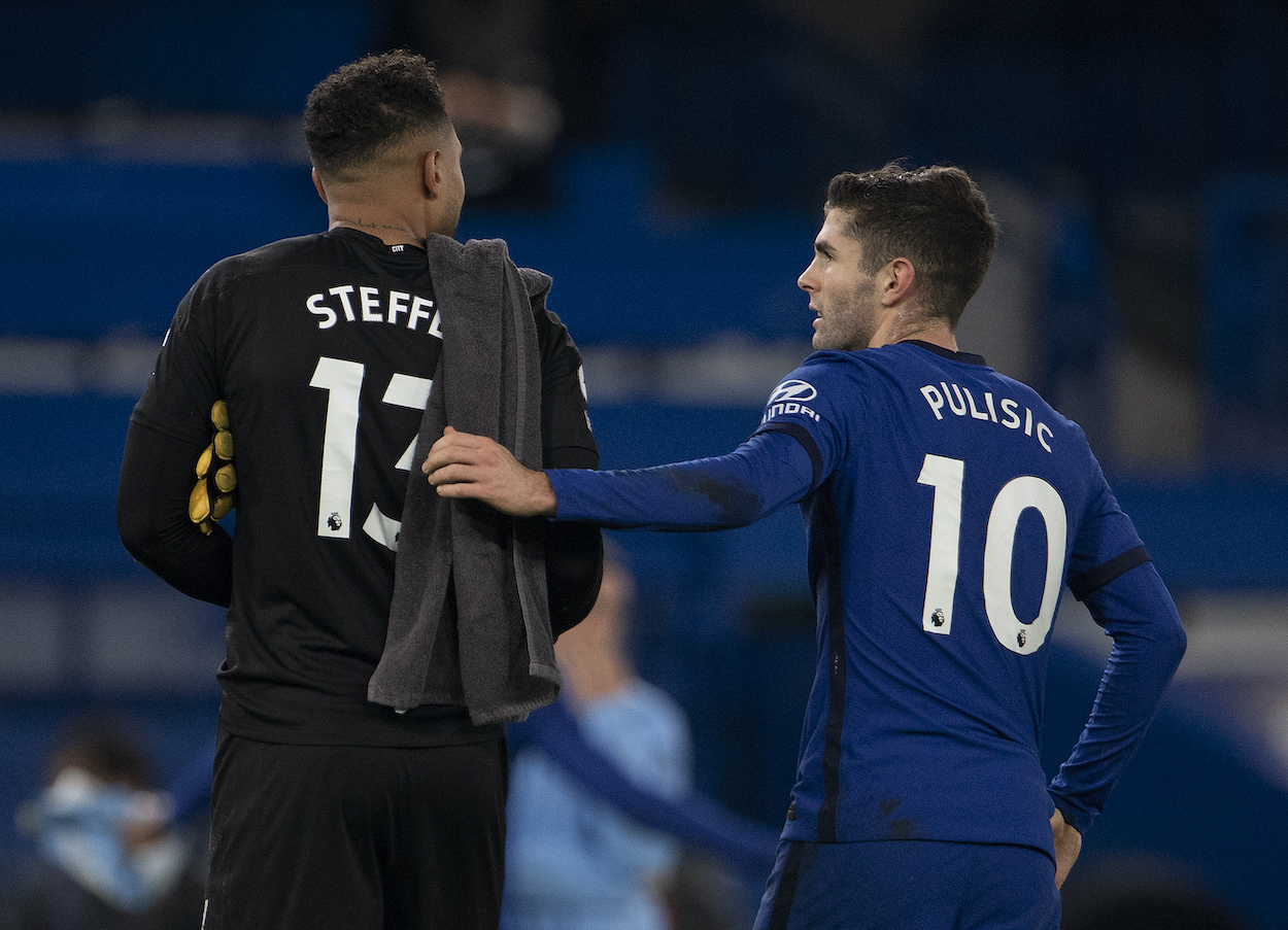 Christian Pulisic and Zack Steffen Battle to Make U.S. Soccer History in the 2021 UEFA Champions League Final