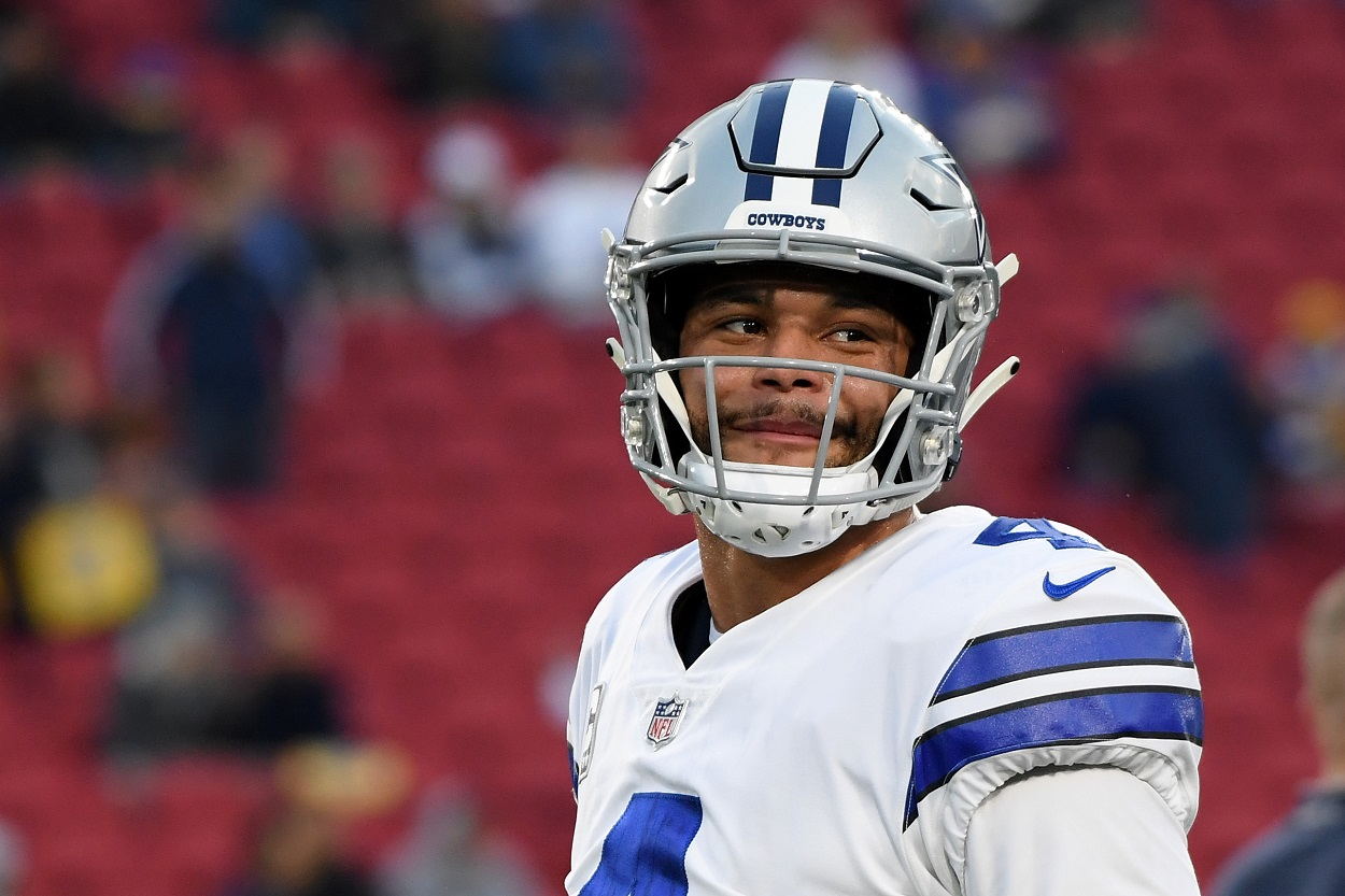 Dak Prescott Set to Take Another Massive Move Forward in His Recovery