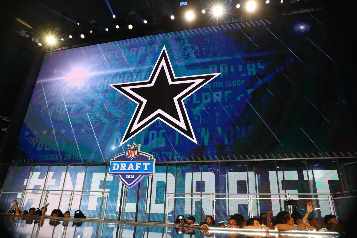 Jerry Jones' 2021 Cowboys Draft Pick Had to Privately Message an NFL Legend After Making Surprising Comments Fans Took the Wrong Way