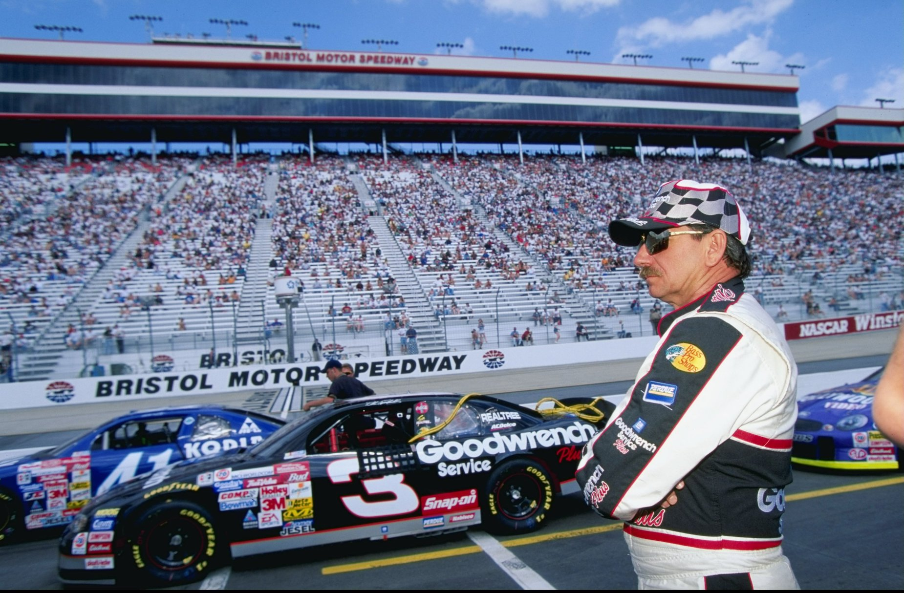 Dale Earnhardt Once Set Concerns About His Public Image Aside to Make a Dying Fan's Wish Come True