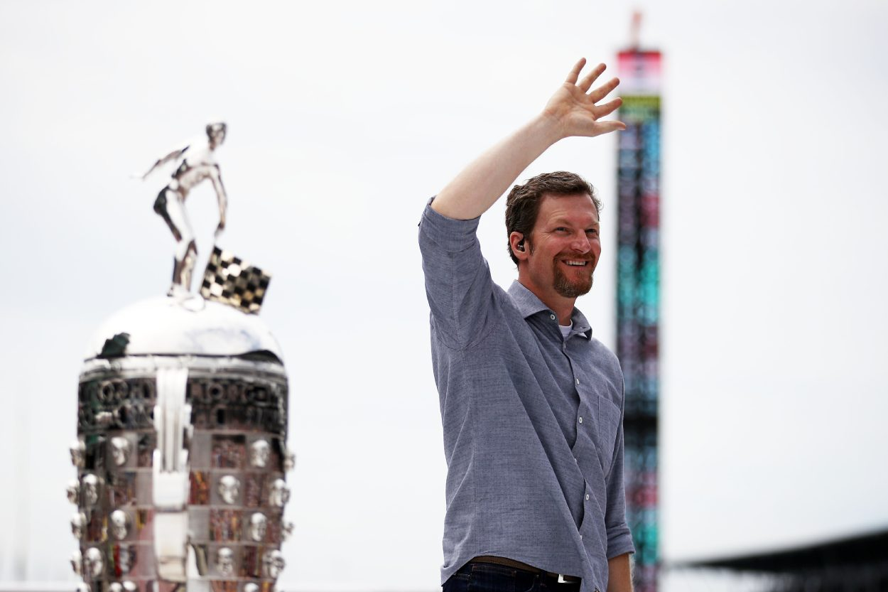 Dale Earnhardt Jr. Wanted the Indianapolis 500 to Learn From NASCAR's Mistakes