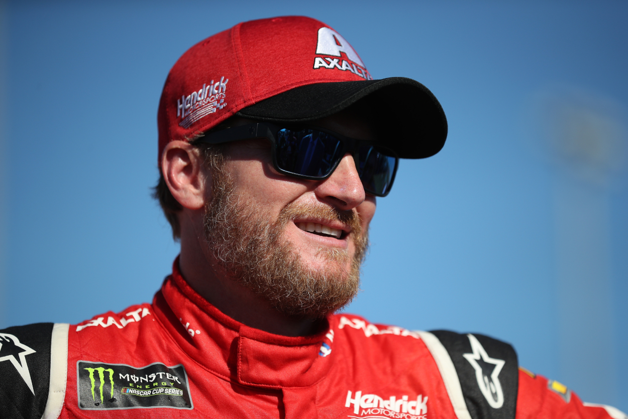 Maybe Dale Earnhardt Jr.'s Daughter Won't Follow in His Footsteps After All