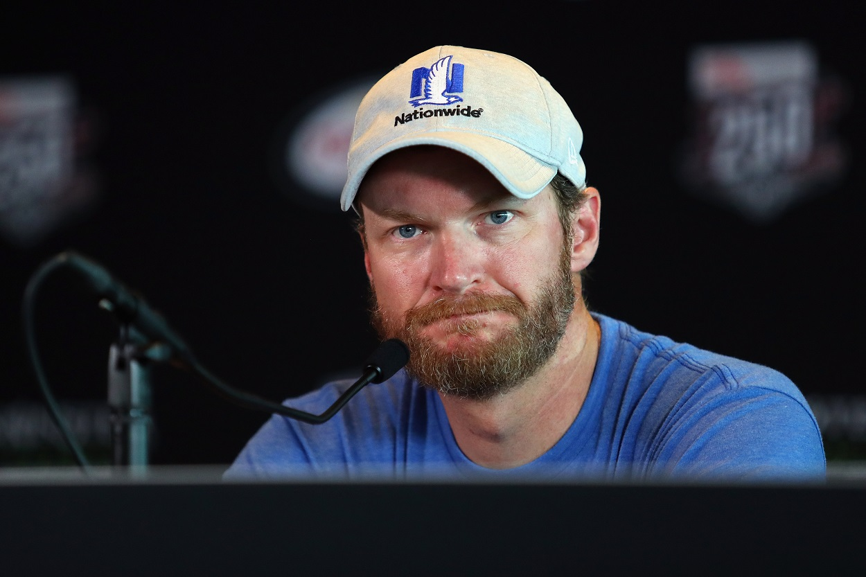 Dale Earnhardt Jr. Admits He Fears a Scary Truth That May Lie Ahead
