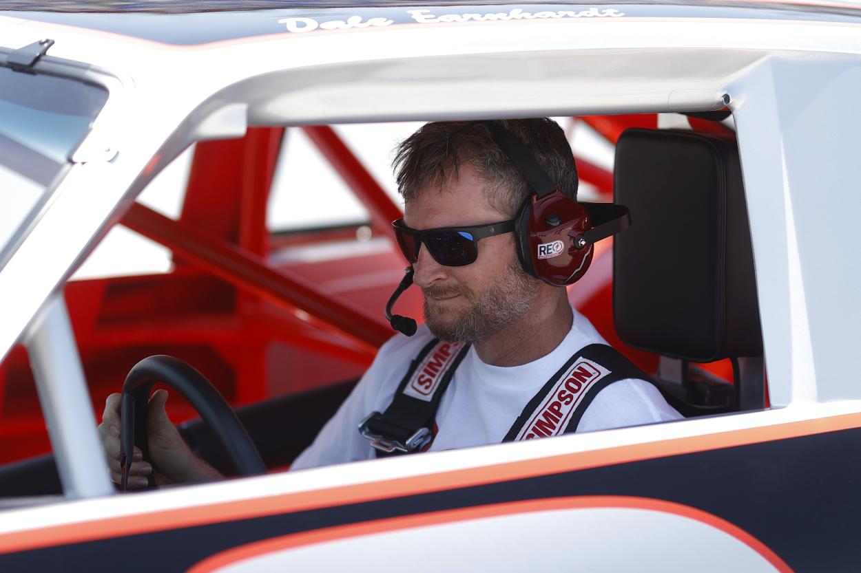 Dale Earnhardt Jr. Explains the 'It Factor' Needed for NASCAR Success