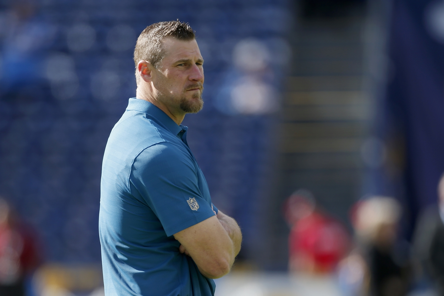 From Strategic Dumps to Sacrificing Limbs, Detroit Coach Dan Campbell Wants to Make a Pet Lion a Permanent Part of His Team