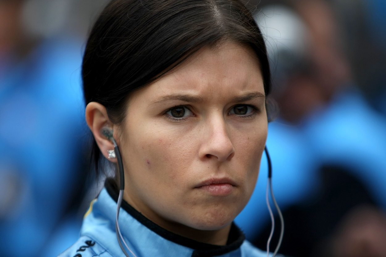Danica Patrick Took a $100,000 Angry Walk After Being Prematurely Knocked Out of the 2008 Indy 500