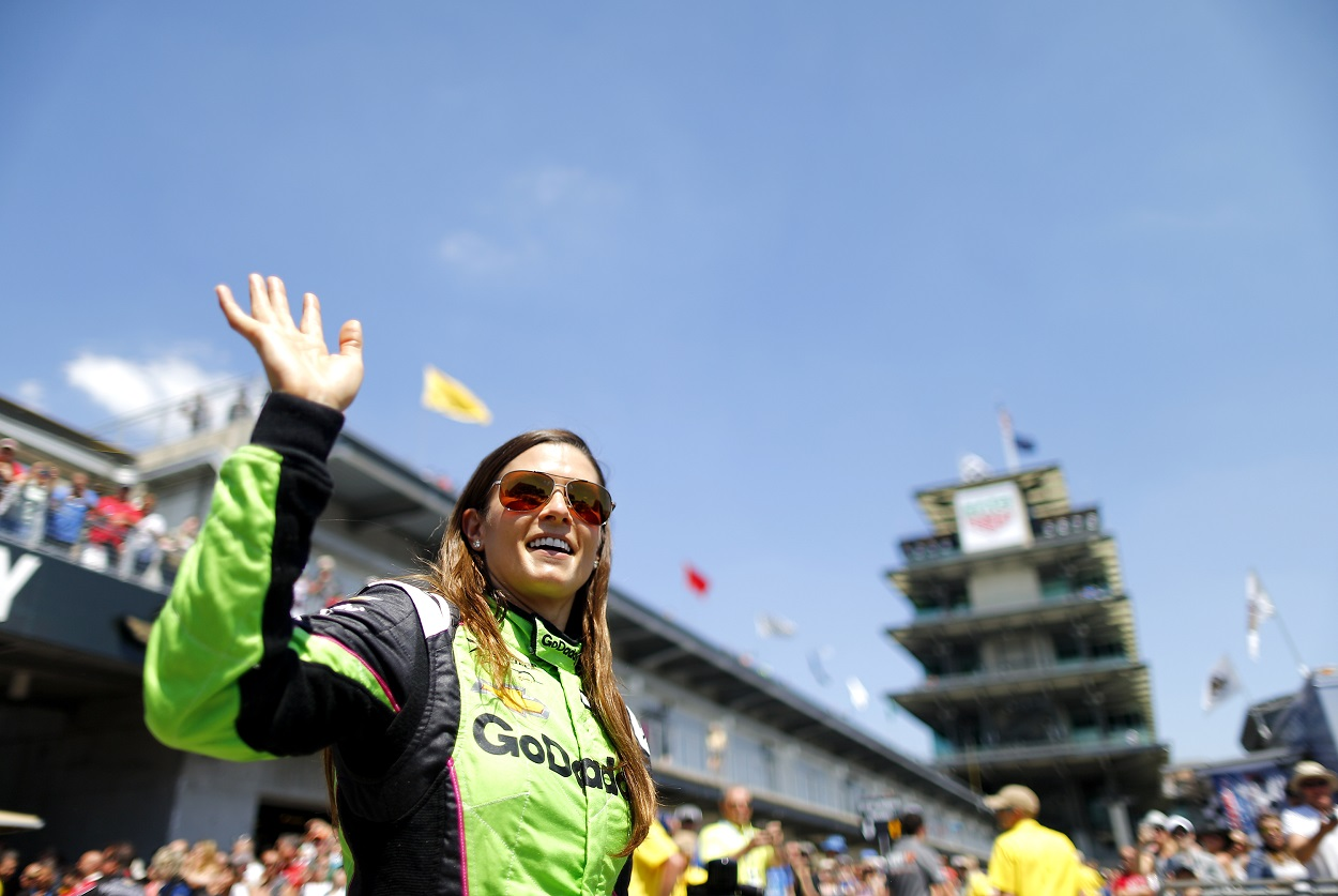 Danica Patrick Saw Her Racing Career Come to an End in Violent Fashion at the Indy 500