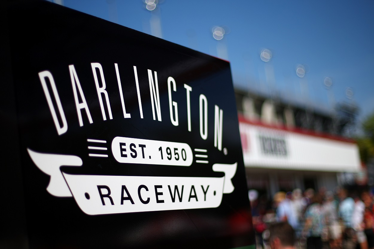 Darlington Raceway Served as the Setting for Both the Largest Margin of Victory in a NASCAR Cup Series Race and the Smallest