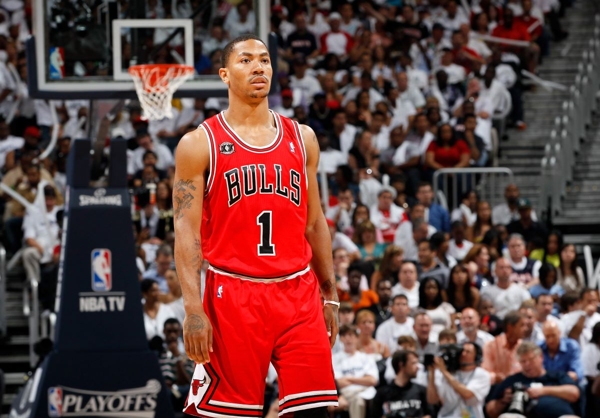 Derrick Rose Destroyed the Clippers for Not Trading for Him at the NBA Trade Deadline