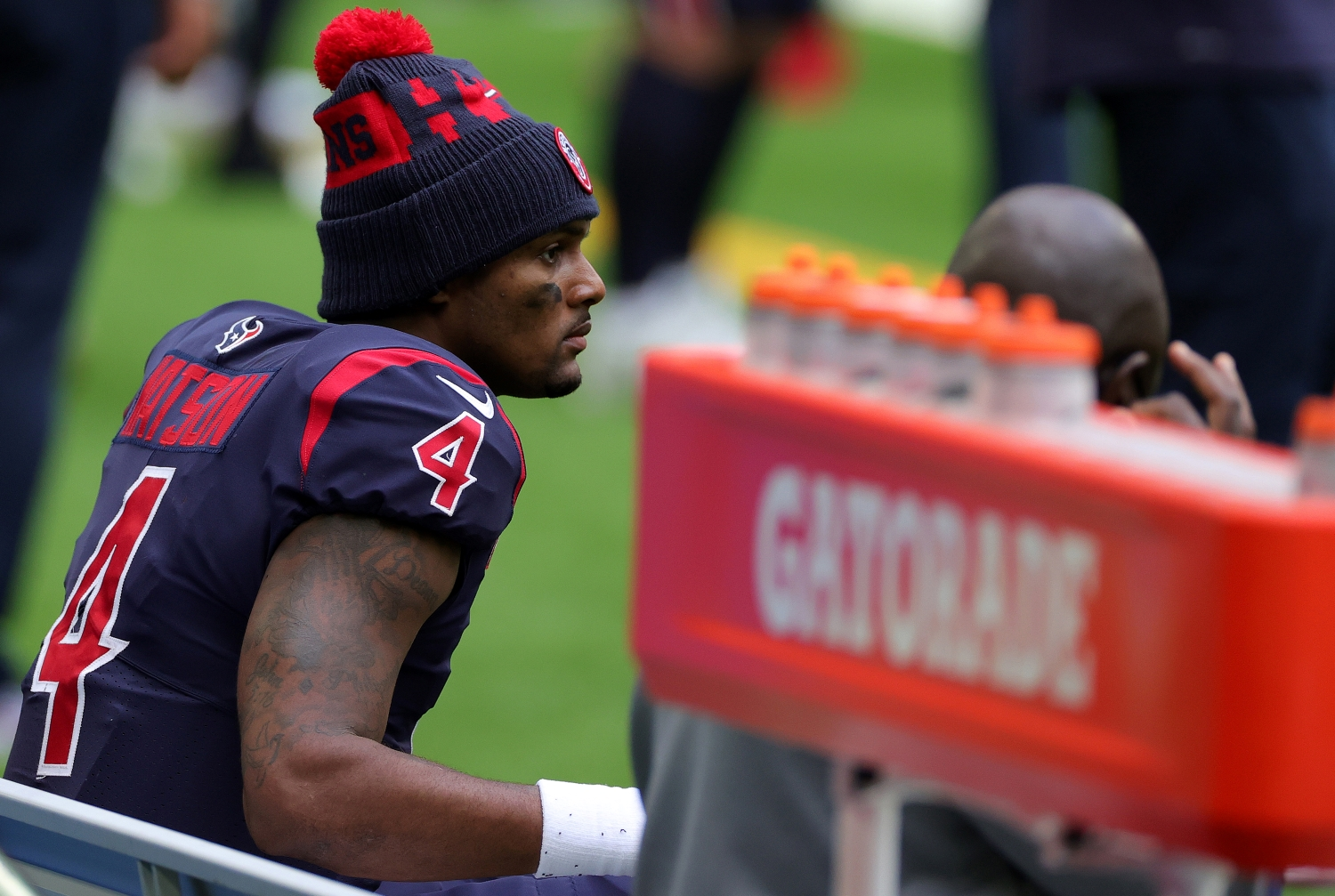 Texans Raise More Doubt About Deshaun Watson's Future With Latest Roster Move