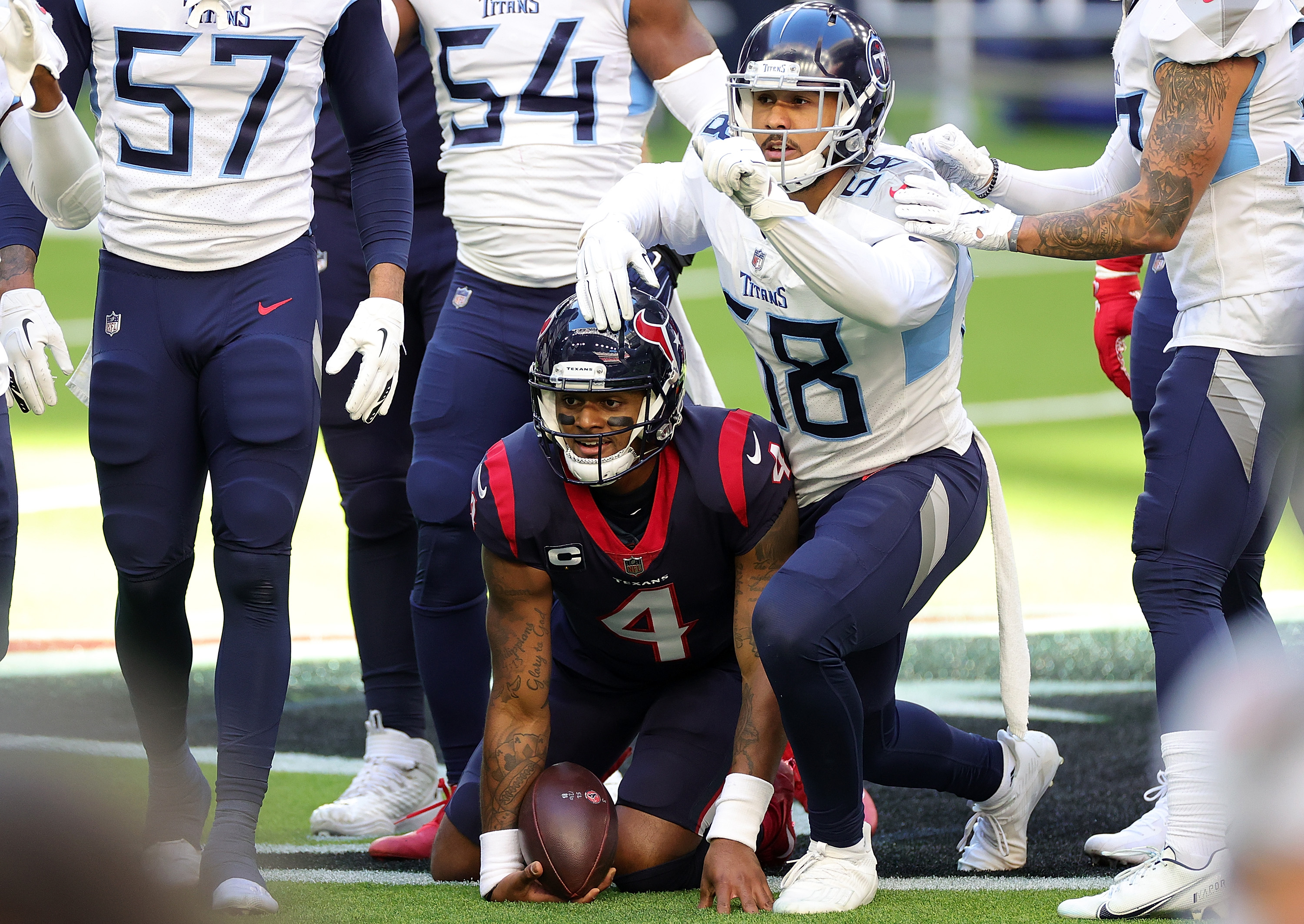 The Houston Texans Had a Strong Message for Deshaun Watson via the Draft, Then Adam Schefter Delivered a Stronger Statement