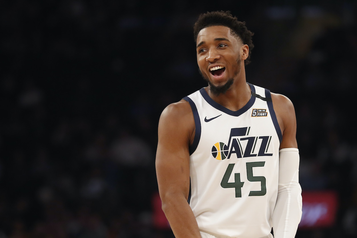 Donovan Mitchell Had to Become a New York Mets Fan for a Surprising Reason