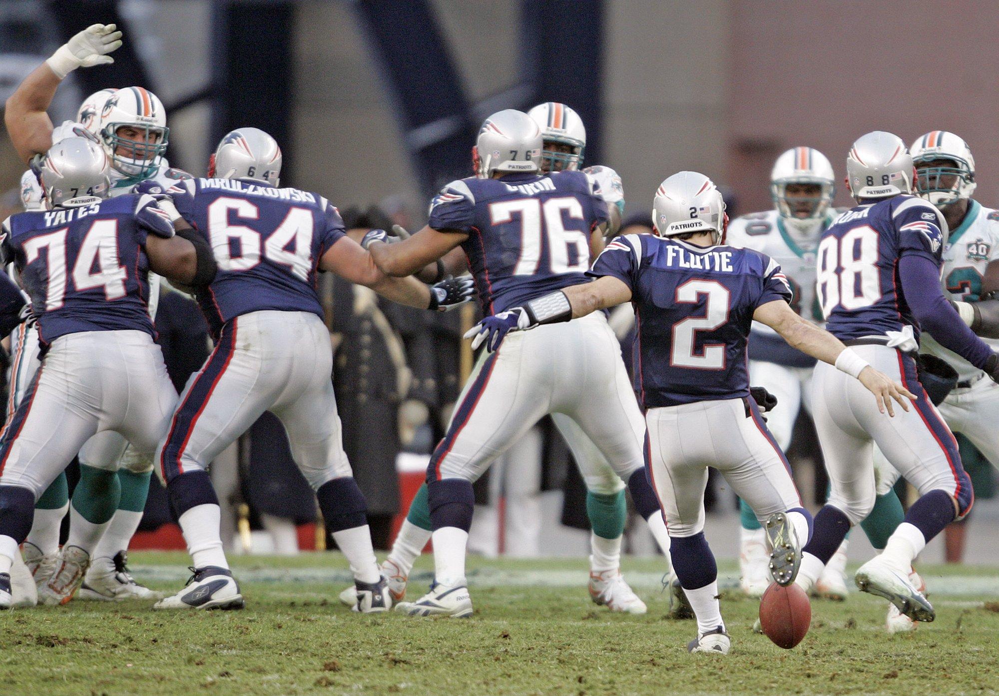 Chris Berman Talked Bill Belichick Into Giving Doug Flutie a Memorable NFL Moment