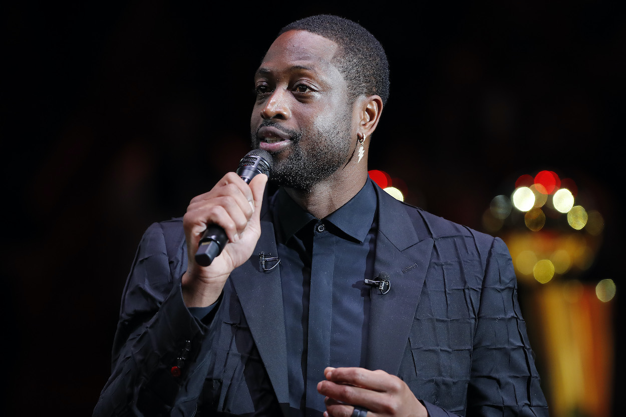 Dwyane Wade Ripped Off a British Game Show and Made Himself the Host