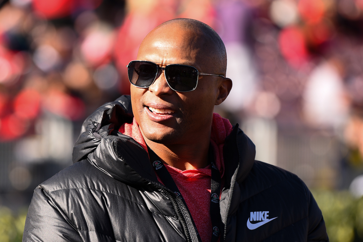 Eddie George Is the Only Heisman Winner to Break His Trophy… but It Wasn't Even His Fault