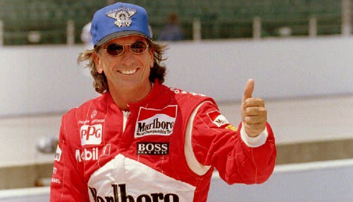 Brazil's Emerson Fittipaldi scored Indianapolis 500 triumphs in 1989 and '93. | Brian Spurlock/AFP via Getty Images