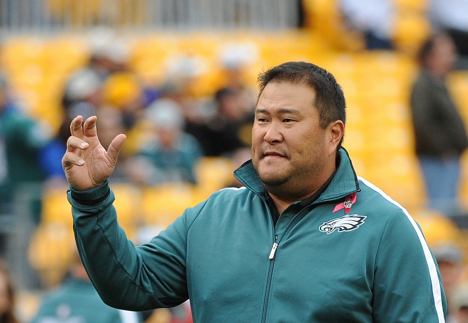 Being Asian Apparently Made Eugene Chung Too White To Coach an NFL Team