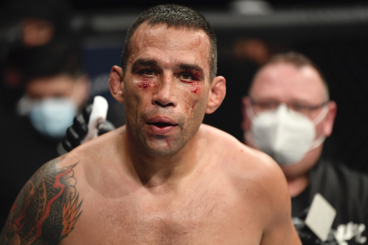 MMA Fight Ends in Controversy as Former UFC Heavyweight Champ Fabricio Werdum Loses Bout After Opponent Appeared to Tap Out Just Moments Before