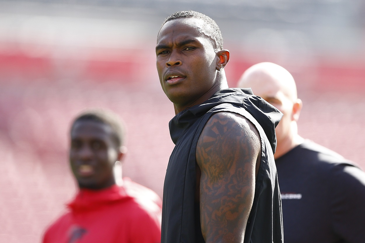 The Falcons May Not Be Telling the Entire Truth About Trade Offers for Julio Jones