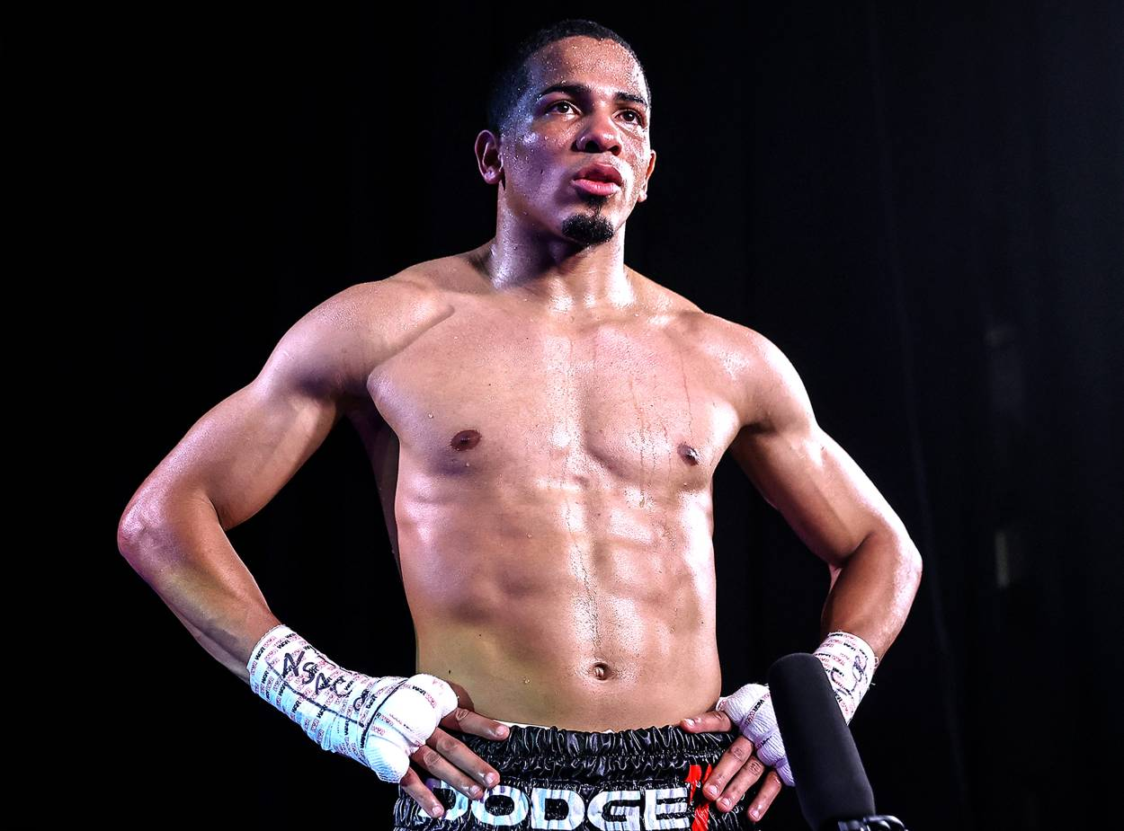 Lightweight Boxer Felix Verdejo Is Facing Federal Charges After His Pregnant Girlfriend Was Found Dead in a Lagoon