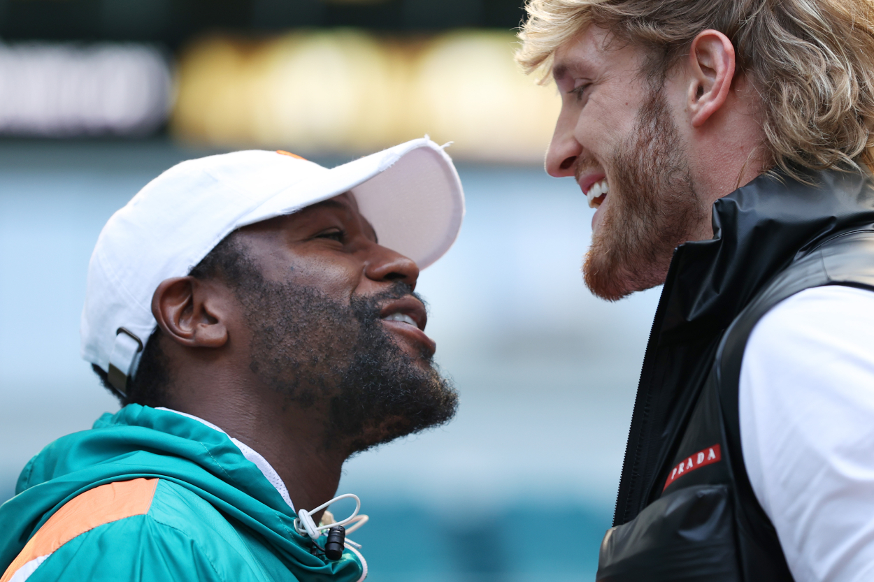 Floyd Mayweather Jr.'s Threat Seemingly Has Logan Paul so Frightened He Now Has 24/7 Security to Keep Him Safe