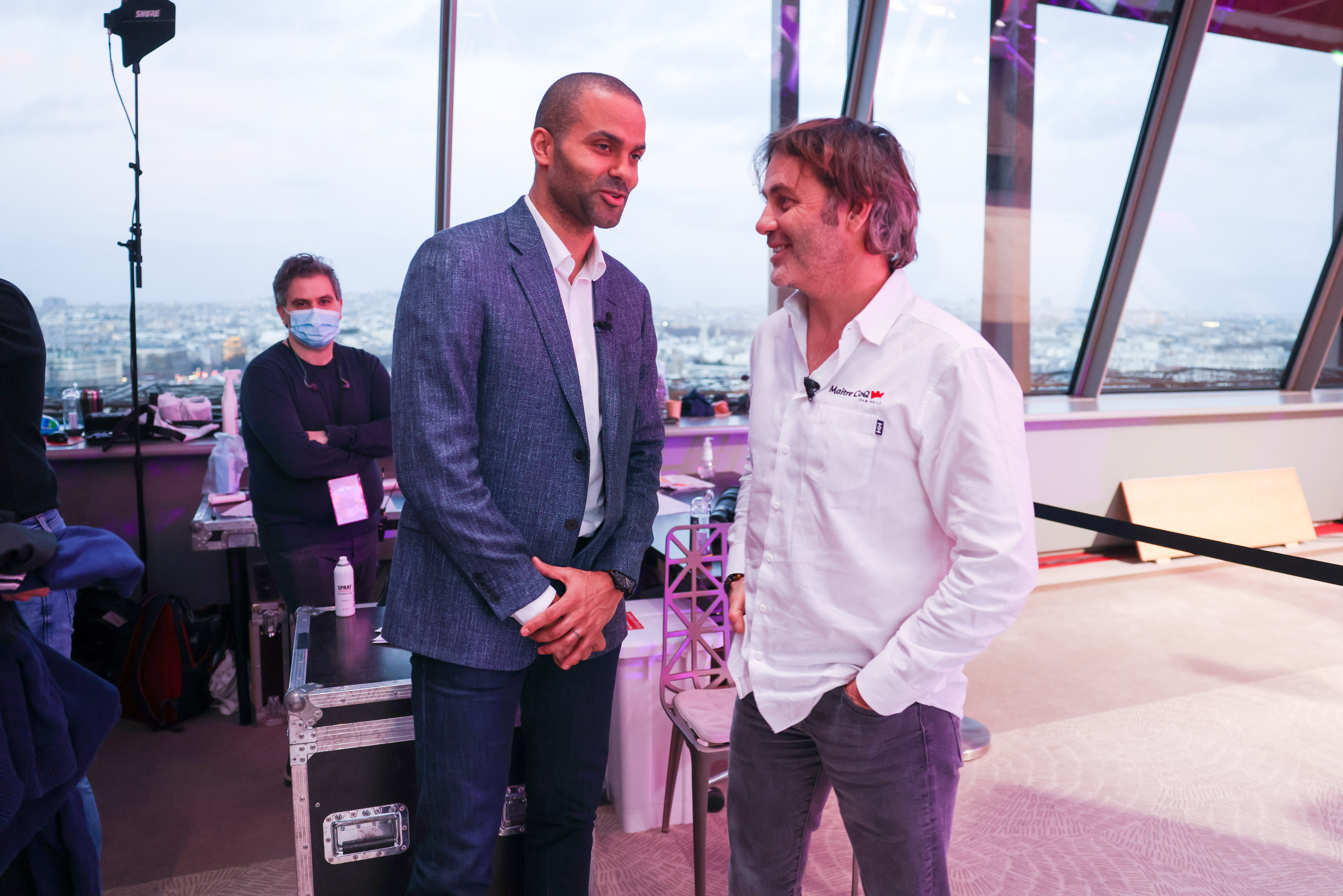 Tony Parker's $9.24 Million 'Infinity Nine' Yacht Is the Perfect Bachelor Pad for the Newly Divorced Father of 2