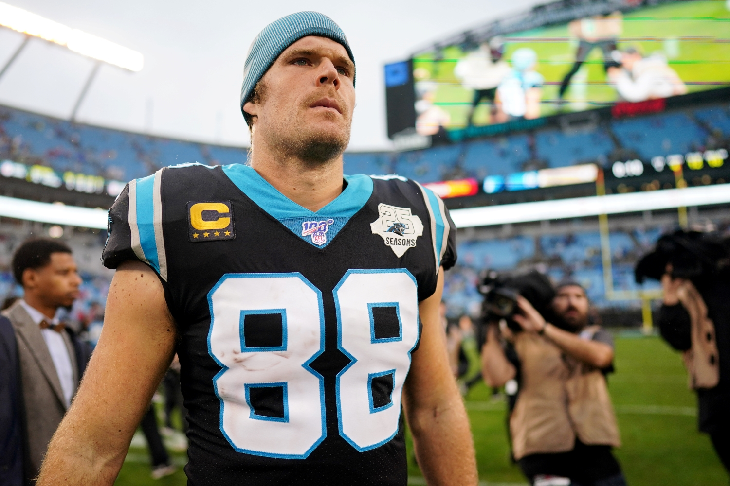Former Panthers Star Greg Olsen Shares Critical Update About His Son's Life-Threatening Heart Condition