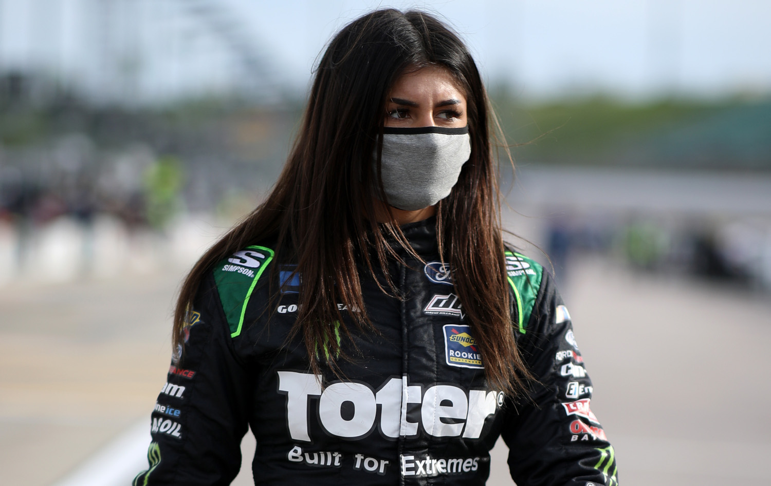 Hailie Deegan Says Her Racing Career Has Been 'More Rough and Edgy' Than Danica Patrick's