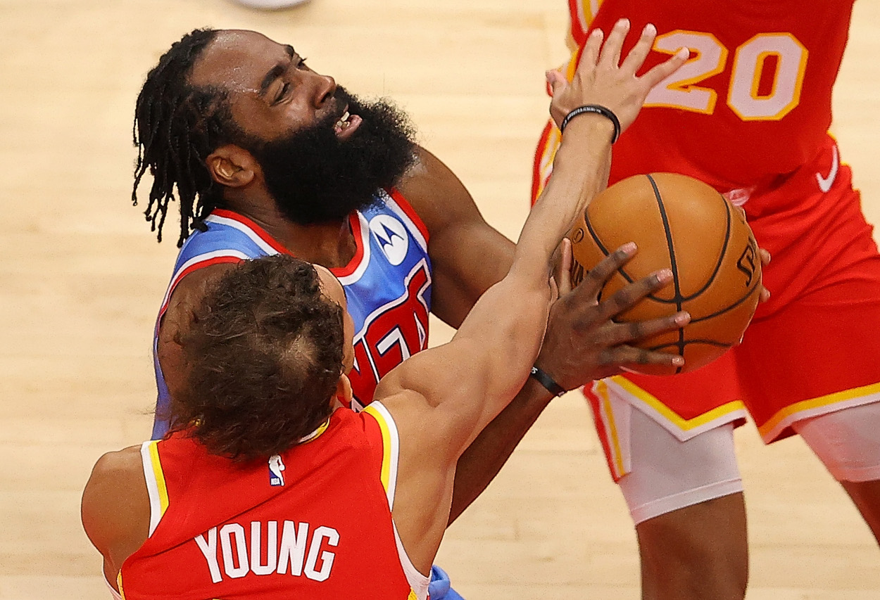 James Harden Won't Like the NBA Tinkering With Shooting Foul Definitions