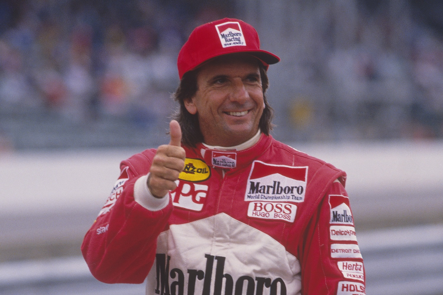 Indianapolis 500 Fans Booed Winner Emerson Fittipaldi for the Oddest Reason