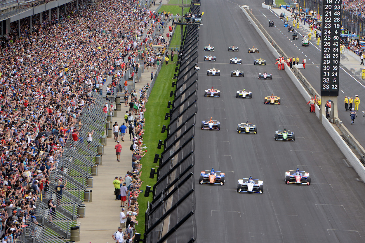 The Indianapolis 500 Tragedy Rarely Talked About After an Errant Tire Killed a Fan in the Stands