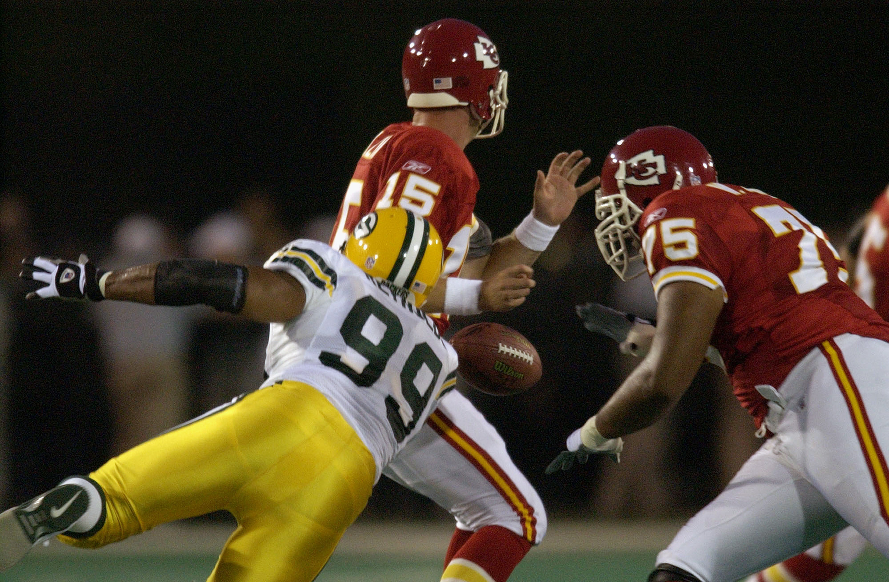 Draft Bust Jamal Reynolds Registered Just 3 Sacks in 3 Years for the Green Bay Packers