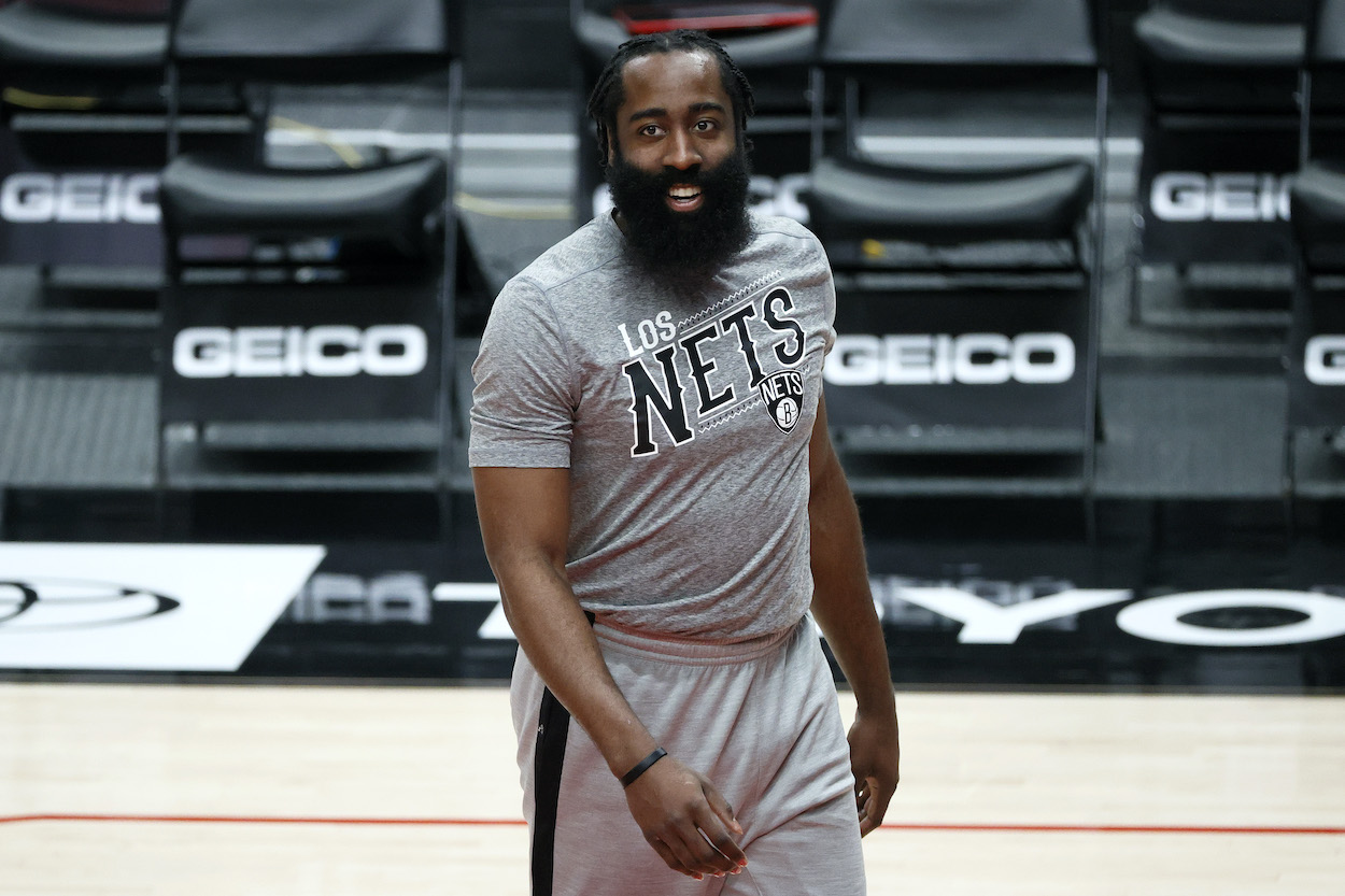 James Harden Provides Brooklyn Nets Fans With an Encouraging Injury Update Ahead of the NBA Playoffs