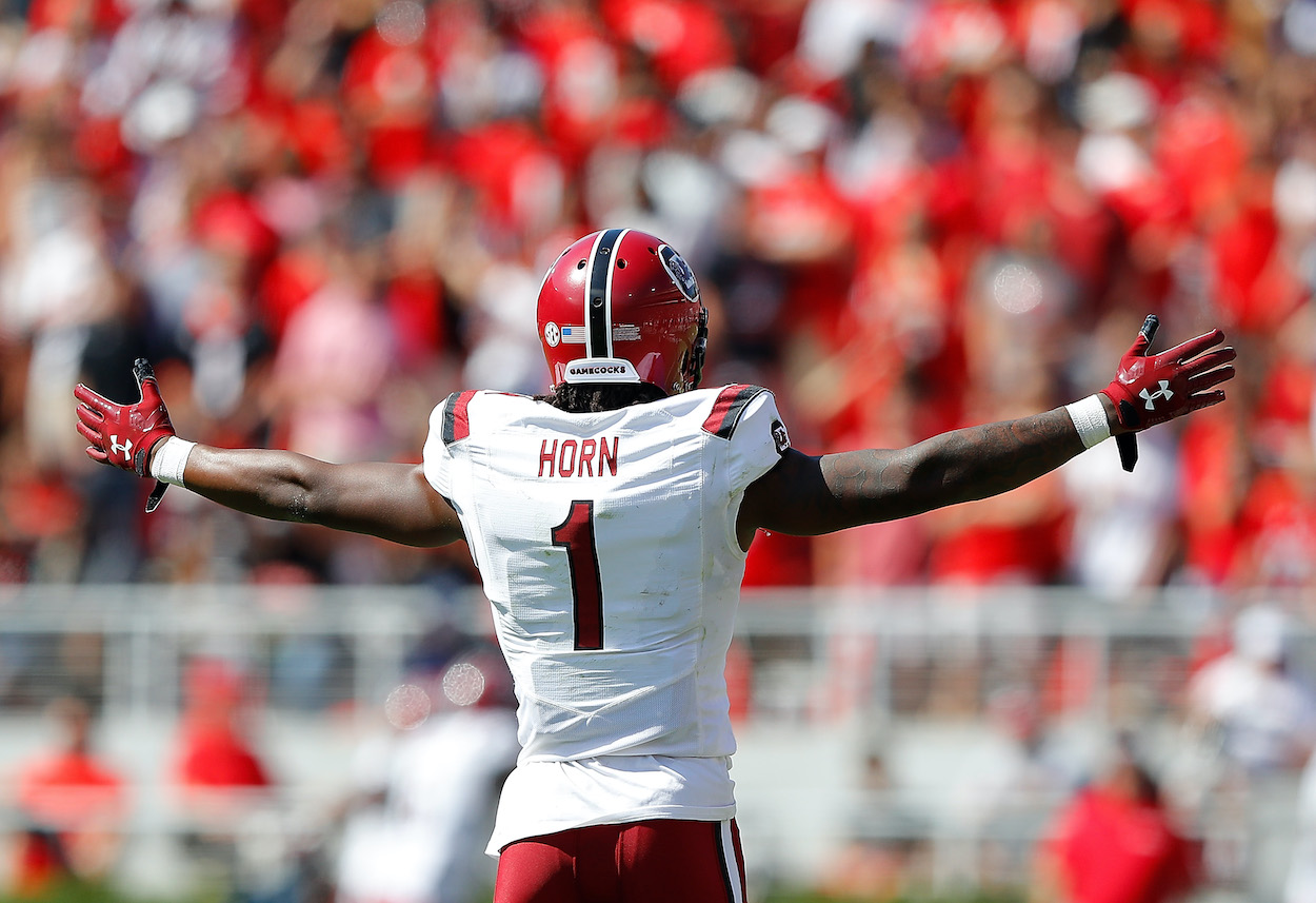 Carolina Panthers First-Round Pick Jaycee Horn Takes Advantage of New NFL Rule to Honor His Idol Kobe Bryant