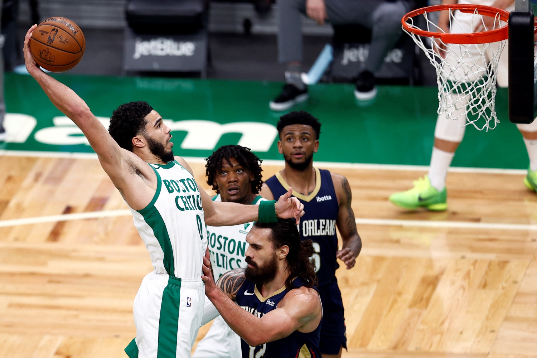 Celtics Star Jayson Tatum Left a Surprising Name Off His List of Top 5 NBA Players