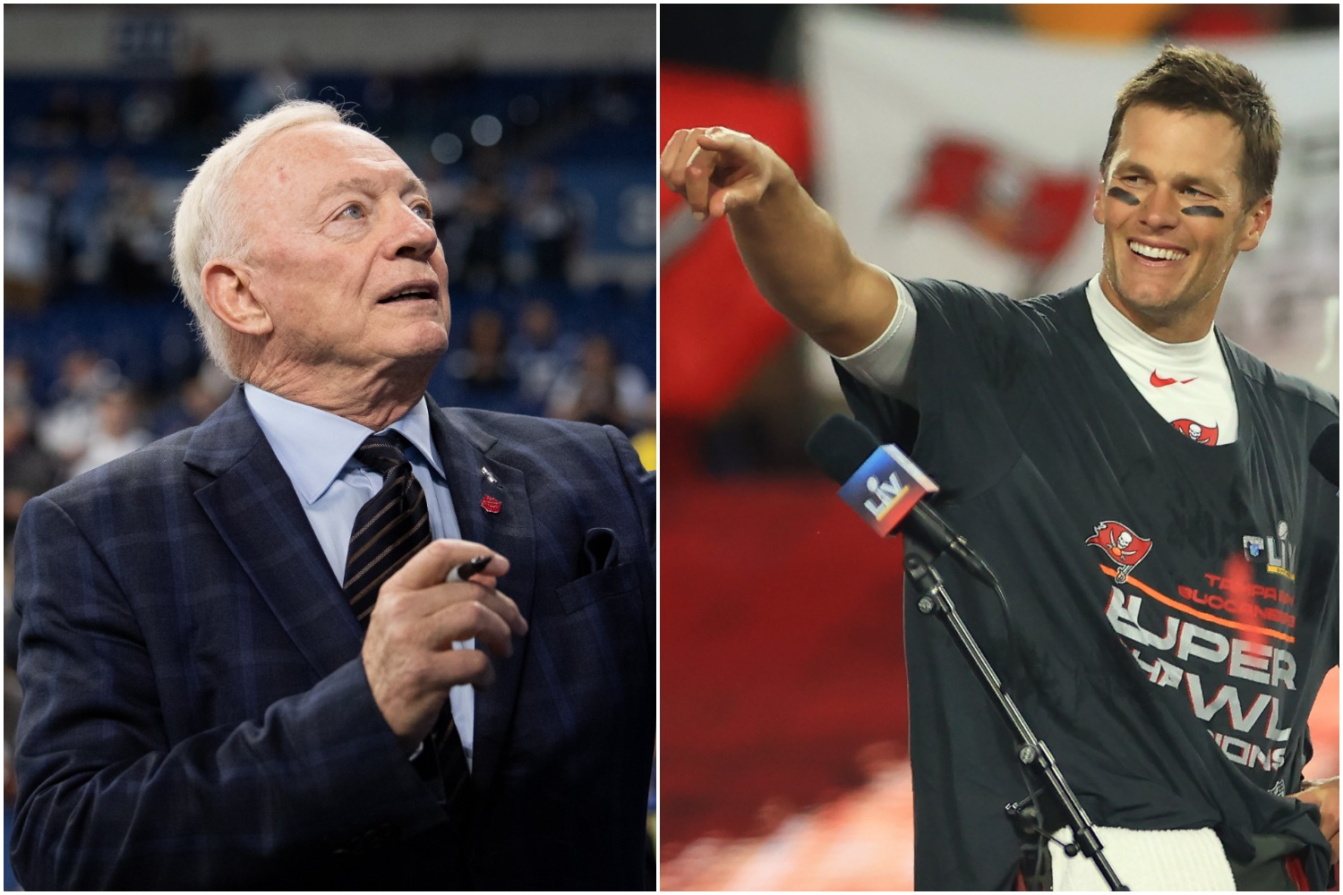 Tom Brady Exposed the Ugly Truth About the Cowboys by Taking a Veiled Shot at Jerry Jones' Team