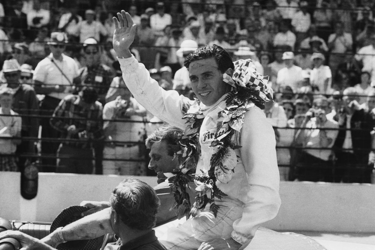 Jim Clark Gave Racing Fans a Memorial Day to Remember at the 1965 Indianapolis 500