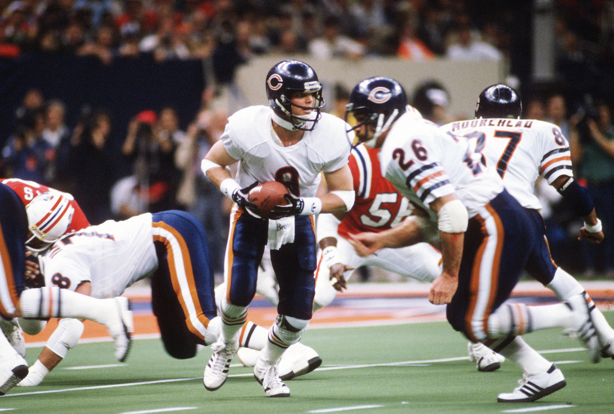 Jim McMahon Got Death Threats the Week of Super Bowl 20, Then Had 2 More From Teammates Before the Game