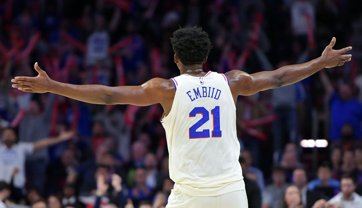 The Philadelphia 76ers Just Dramatically Increased Their NBA Finals Chances With a Simple Announcement