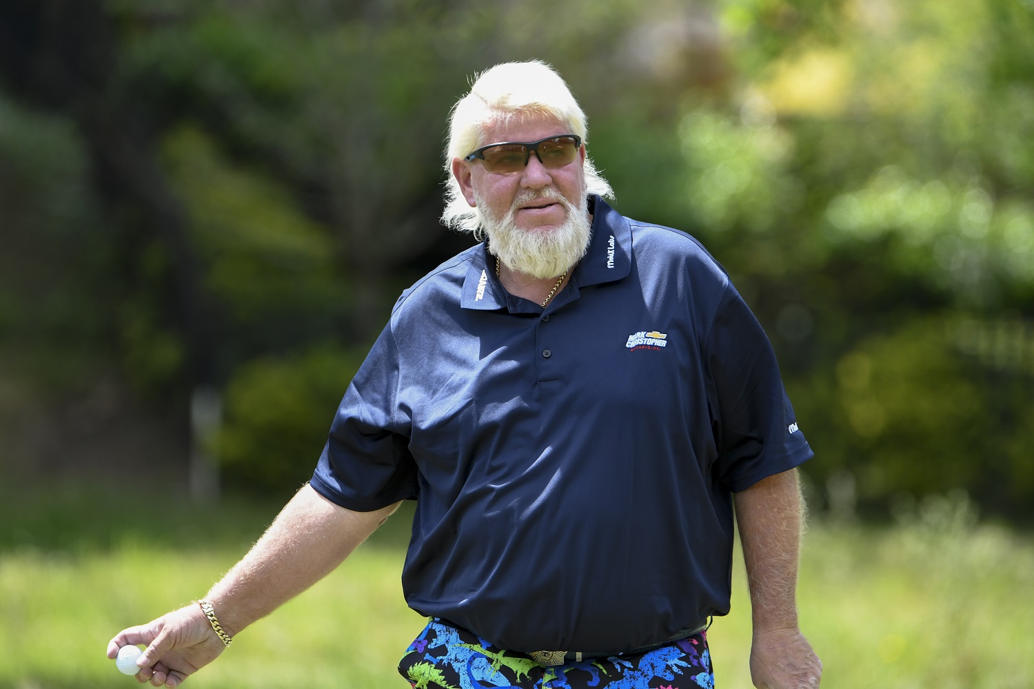 John Daly used $30,000 of his 1991 PGA Championship prize money to set up a college fund for the daughters of a spectator who died at the tournament.| Tracy Wilcox/PGA Tour via Getty Images