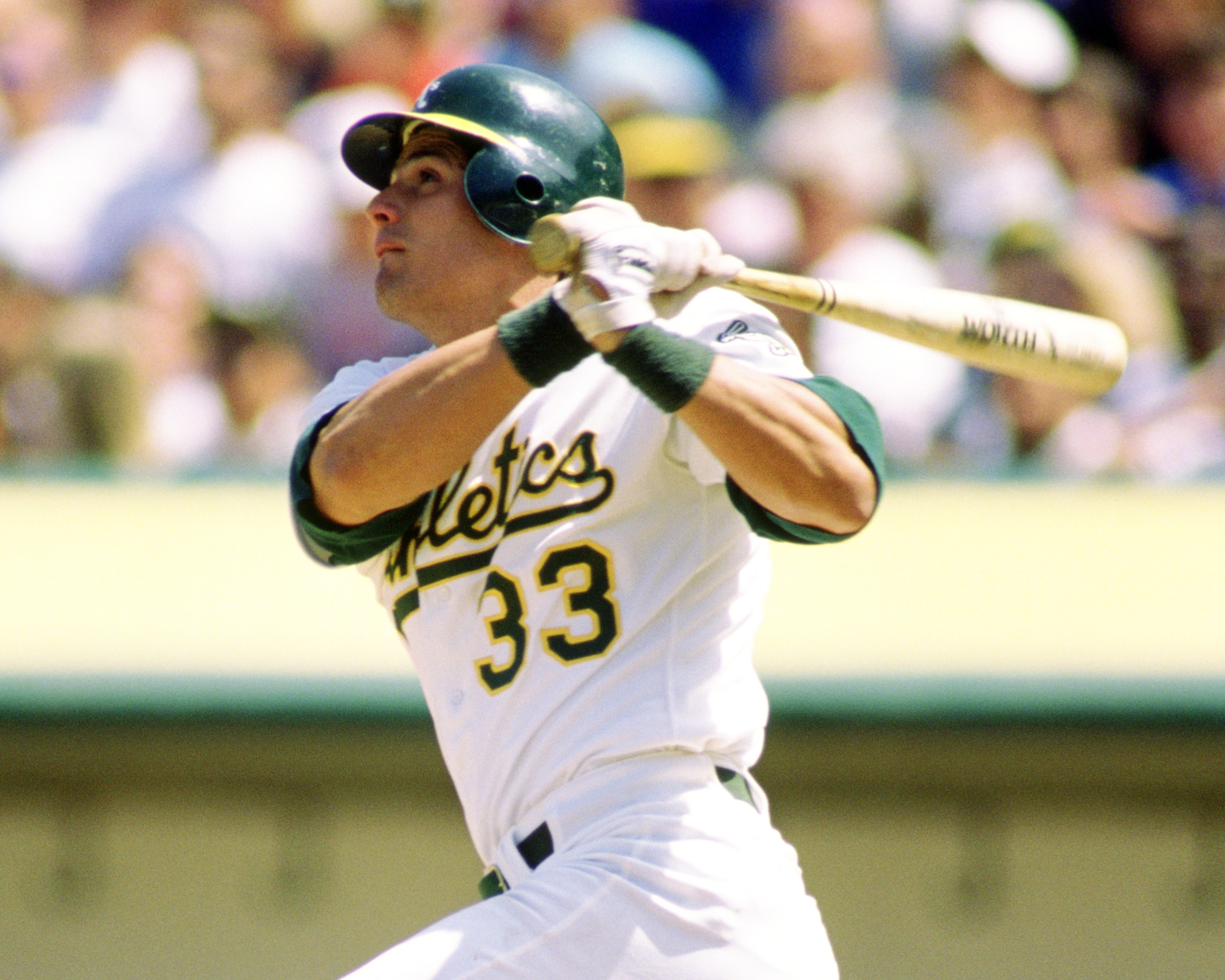 Jose Canseco's Promise to His Dying Mother Triggered His Steroid Use