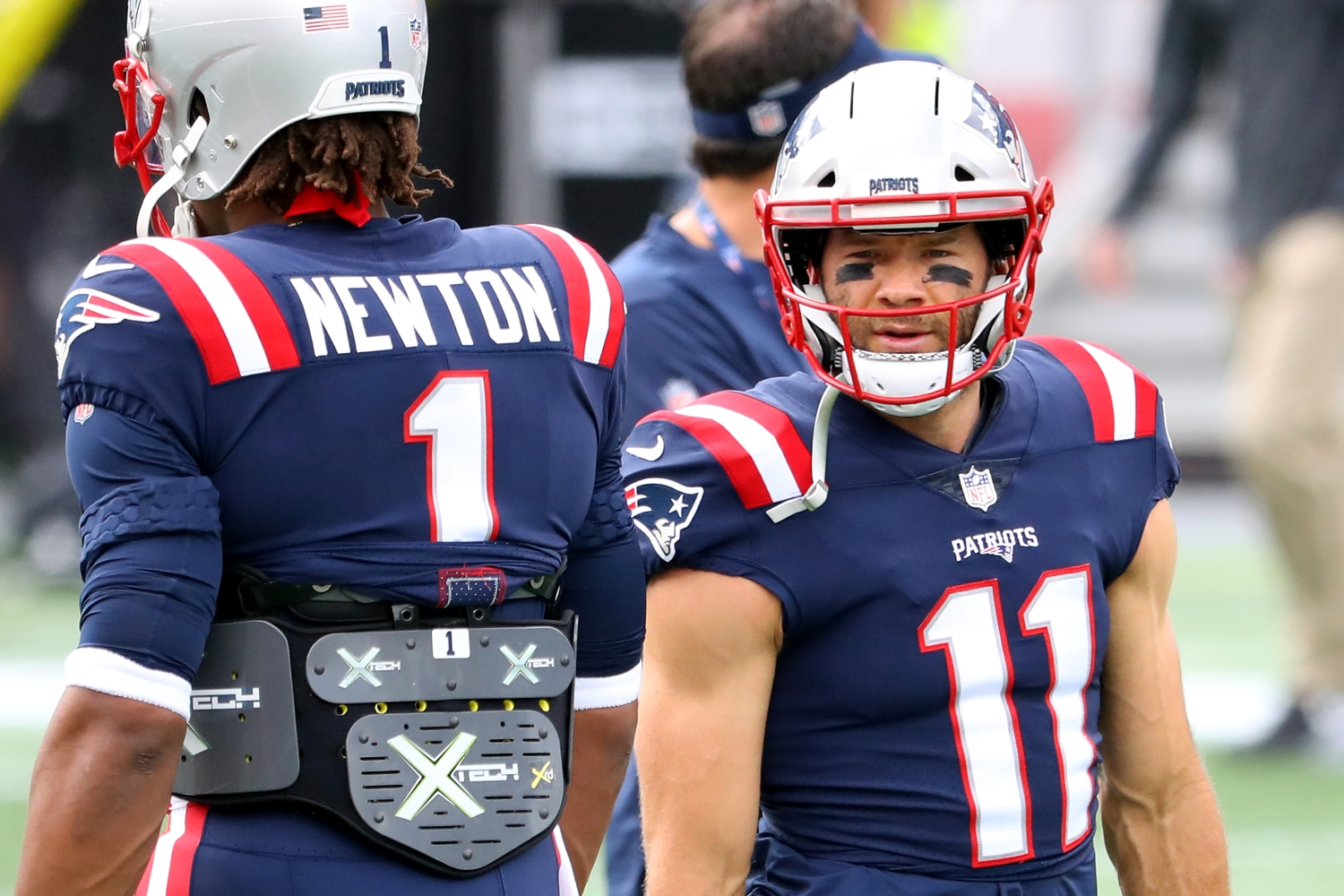 Cam Newton Should Be Highly Motivated by Julian Edelman's Comments About Mac Jones and the Patriots' Starting Quarterback Battle
