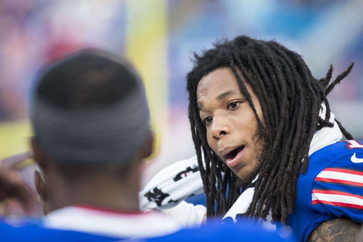Kelvin Benjamin Went From a Juvenile Prison Stint to a $15 Million NFL Career