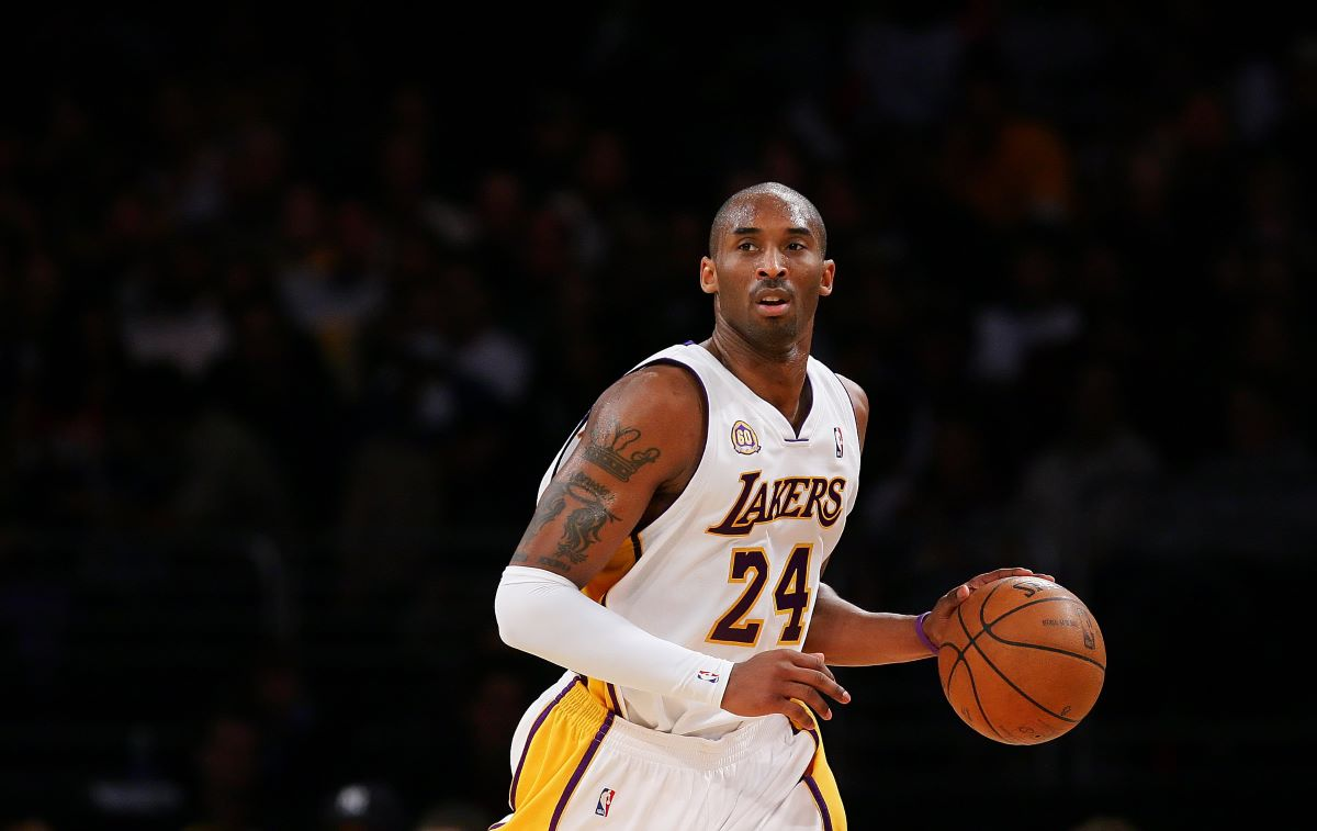 Kobe Bryant Jersey Sells for All-Time Record for Any Basketball Jersey at Sports Auction