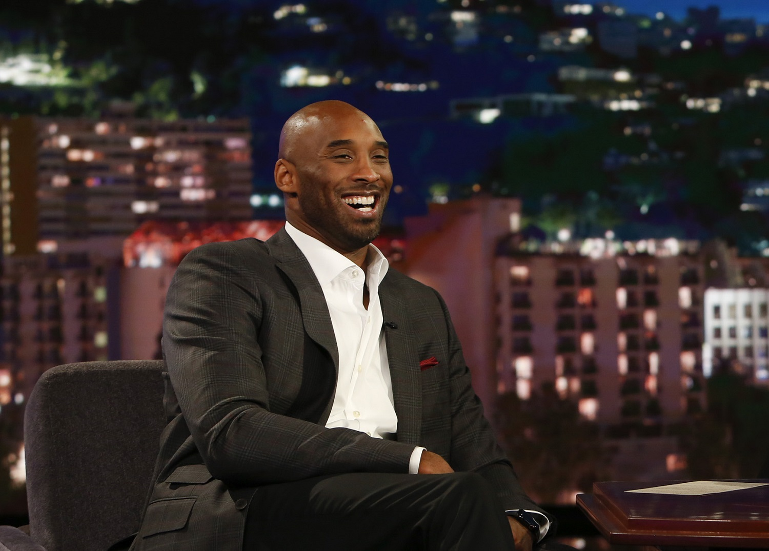 The wrongful death suit filed following Kobe Bryant's death in January 2020 continues to wind its way through the courts.   ABC/Randy Holmes via Getty Images