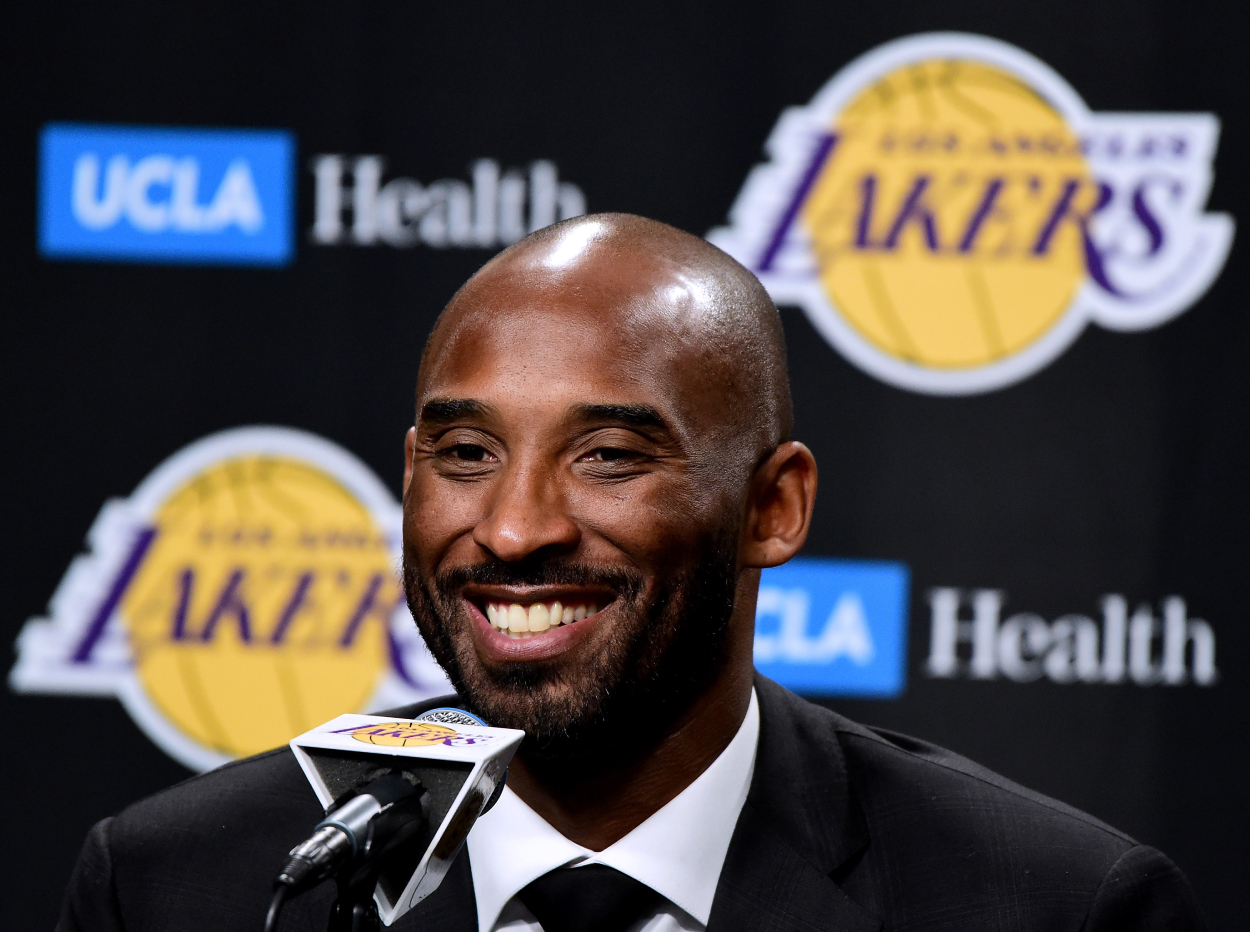 Kobe Bryant Made $323.3 Million in the NBA and Wouldn't Go to Dinner Without Saving Seats for His Alter Ego: 'There Were Drinks Sitting All the Way Around'