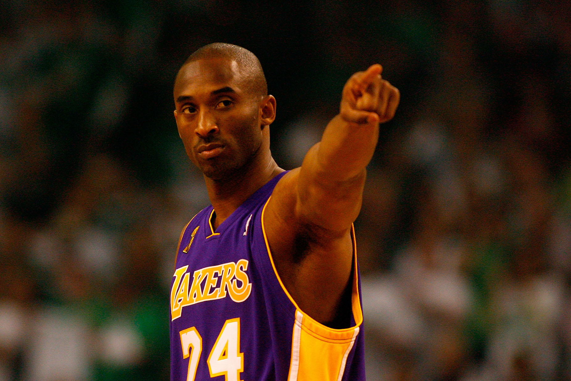 Kobe Bryant's Mamba Mentality Included Carrying a DVD Player 'Wherever He Was'